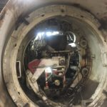 TBM 09- M100SE 100 Inch Tunnel Boring Machine