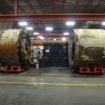TBM 13- M126SE/RL 126 inch Tunnel Boring Machine