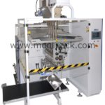 102C – Continuous Motion Auger Filler Sachet Machine
