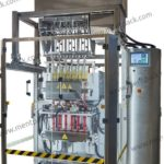 101S – Stick pack machine with auger filler