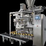 102MC – Motion Controlled Liquid Sachet Machine