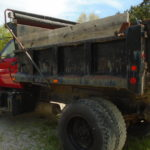 TC7H042 Top Kick Single Axle Dump Truck