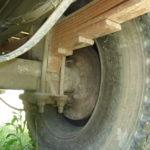C6500 Topkick Single Axle Dump Truck